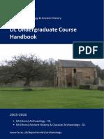 DL UG Handbook 2015-16