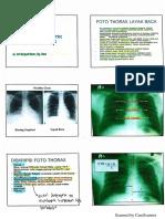 Radiodiagnostik Thorax - Dr. Sri Mul