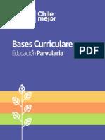 Bases Curriculares Ed Parvularia 2018