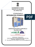 Pocket Book on Integrated Power Supply