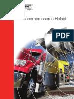 Holset Turbochargers Brazilian Portuguese