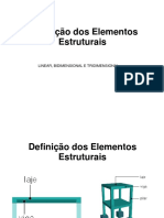 Aula 01 - Elementos Lineares, Bidimensionais e Tridimensionais