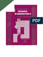 Ing de Manufactura II APUNTES