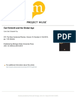 CR the New Centennial Review Volume 10 Issue 2 2010 [Doi 10.1353%2Fncr.2010.0019] Galli, Carlo; Fay, Elisabeth -- Carl Schmitt and the Global Age