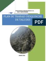 Plan DE DESVIO