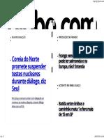 G1 - O Portal de Notícias Da Globo3