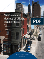 The Commercial Vibrancy of Chicago Neighborhoods