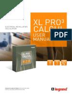 XLProCalcul User Manual Eng
