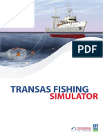 Fishing Simulator Leaflet Preview