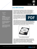 Direct From Development - PowerEdge Enterprise HDD Overview