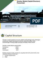 Capital Structure Pemerintah