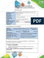 Guía de Actividades y Rúbrica de Evaluación - Fase 2 - Realizar Figuras Geométricas Básicas en DraftSight