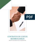 Ensayo Contratos de Costos Reembolsables