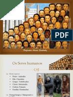 A Espécie Humana