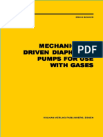 Mechanically Driven Diaphragm Pumps for Gases