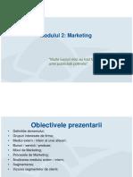 Modulul 2 Marketing