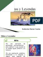 Mitos y Leyendas- Kathy