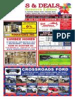 Steals & Deals Southeastern Edition 3-8-18