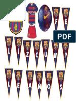 Barcelona etiquetas