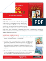 Good Riddance Reading Group Guide