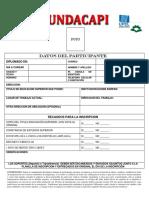 Planilla de Inscripcion Fundacapi Octubre 2016