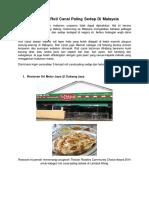 5 Tempat Makan Roti Canai Paling Sedap Di Malaysia