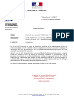 Compte rendu réunion entre ICS et le CSOA - mai 2015