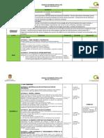 Planeación de La AsignaturA CIENCIAS (1)