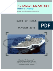 Gist of IDSA January 2018 Www.iasparliament.com