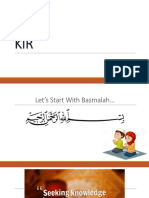 KIR Pembahasan