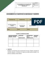 PROC DE TRANSP DE MATERIALES Y RESIDUOS PELIGROSOS.docx