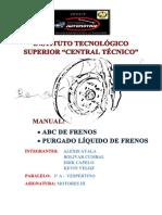 Manual de Frenos