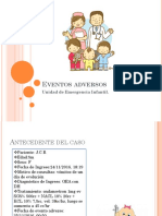 Eventos adversos uei