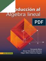 Introducción Al Álgebra Lineal 1ra Edición