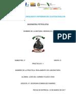 Practica 1 Hidraulica