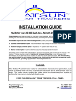 STS Instructions Guide