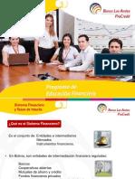 Presentacion Sistema Financiero Tasa y BLAP