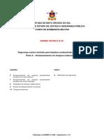 NT 25 - PARTE 2 - LÍQUIDOS INFLAMÁVEIS E COMBUSTÍVEIS-Armazenamento em tanques estacionários.pdf
