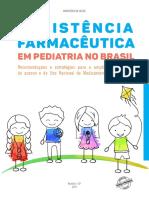 Assistencia Farmaceutica Pediatria Brasil Recomendacoes
