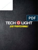 201701 Techlight Catálogo 2016