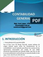 Contabilidad General Sesion 1