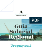 Guía Salarial Uruguay 2018