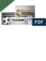 Sticker Real Madrid