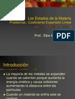 Estados de la Materia (Expansion lineal).ppt