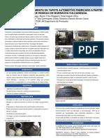 Desenvolvimento de Tapete Automotivo Fabricado a Partir de Resíduo de Borracha Vulcanizada
