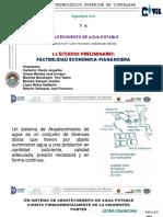 1.2 Analisis Previos-factibilidad Economica-financiera
