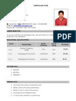 Sathish CV