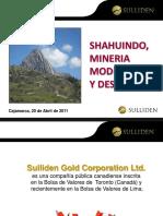 Presentacion Sulliden Unc