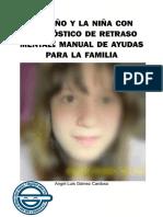 El Niño y La Niña Con Diagnóstico de Retraso mental