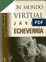 Mundo_virtual (Javier Echeverría)